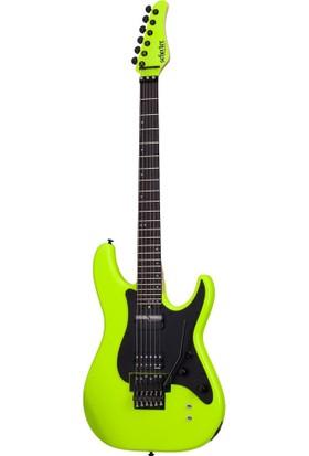 Schecter Sun Valley Super Shredder FR Sustaniac Elektro Gitar - Birch Green