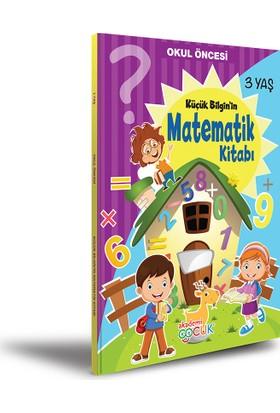 Akademi Çocuk-Okul Öncesi Küçük Bilginın Matematik 3 Yaş