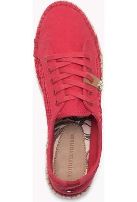 Tommy Hilfiger Sammy 6D Kadın Günlük Ayakkabı