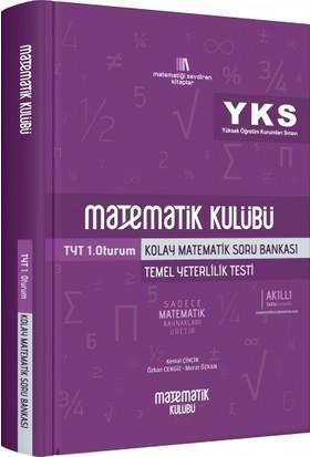Matematik Kulübü TYT Kolay Matematik Soru Bankası