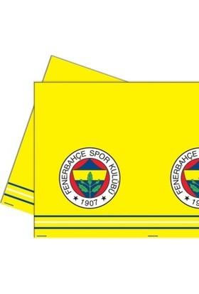 Miray Süs Masa Örtüsü Fenerbahçe 120*180Cm 1 Adet
