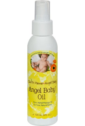 Earth Mama Angel Baby Oil Bebek Yağı 120 ml