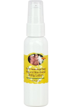 Earth Mama Natural Non-Scents Baby Lotion 60 ml