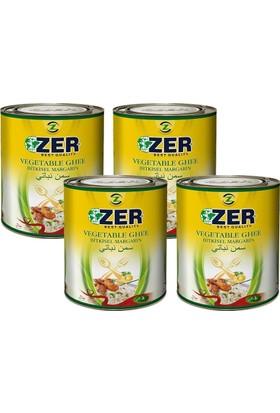 Zer Margarin 3 lt x 4 Teneke Kutu