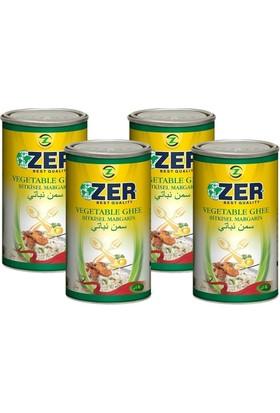 Zer Margarin 1 lt x 4 Teneke Kutu