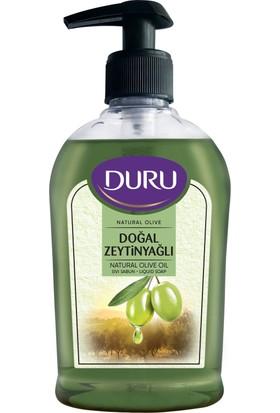 Duru Naturel Sıvı Sabun Zeytinyağlı 300 ml