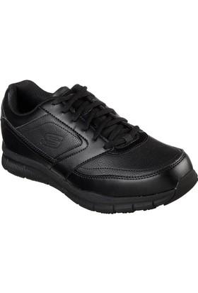 Skechers Nampa Siyah Erkek Yürüyüş Ayakkabısı