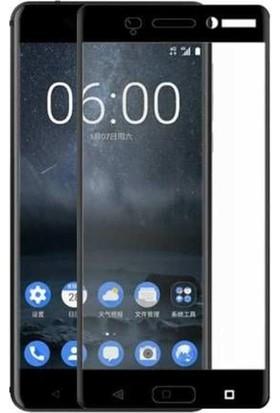 Gpack Nokia 3 Full Kapatan Renkli Cam Siyah