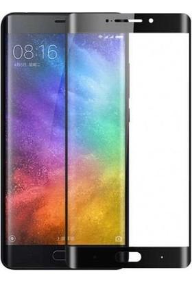 Gpack Xiaomi Mi Note 2 Full Kapatan Renkli Cam Siyah