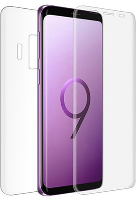 Gpack Samsung Galaxy S9 Plus Full Body Ön Arka Ekran Koruyucu