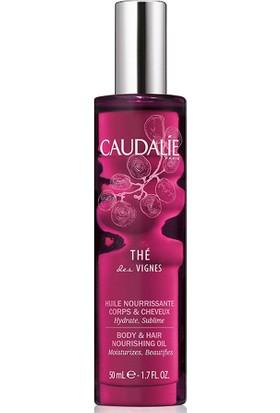 Caudalie The Des Vignes Body & Hair Nourishing Oil - Vücut ve Saç Bakım Yağı 50 ml