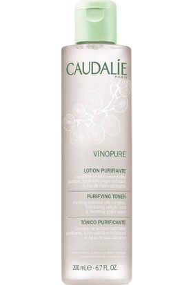 Caudalie Vinopure Clear Skin Purifying Toner – Arındırıcı Tonik 200 ml