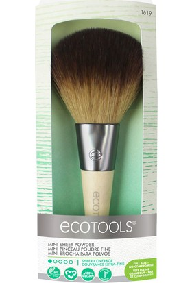 Ecotools Mini Sheer Powder - Mini Pudra Fırçası Kod:1619