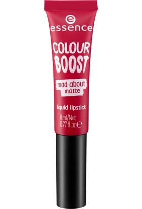 Essence Colour Boost Boost Mad About Matte Liquid lipstick - Likit Mat Ruj No: 07 8 ml
