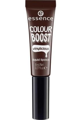 Essence Colour Boost Vinylicious Liquid Lipstick - Likit Ruj No: 10 8 ml