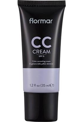 Flormar CC Cream No:01 Anti-Dullness 35 ml