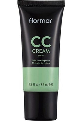 Flormar CC Cream No:02 Anti-Redness 35 ml
