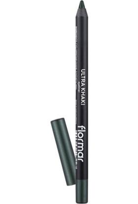 Flormar Ultra Eyeliner - Yoğun Renk Veren Göz Kalemi No:20 Khaki 1.14 gr