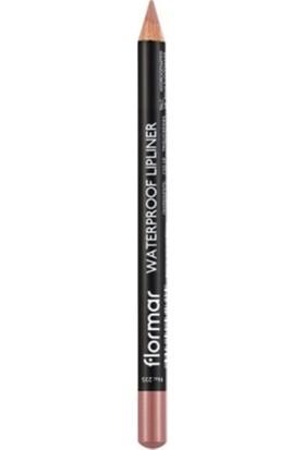 Flormar Waterproof Lipliner - Suya Dayanıklı Dudak Kalemi No:235 Undressed 1.14 gr