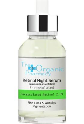 The Organic Pharmacy Retinol Night Serum - Anti Aging Etkili Gece Bakım Serumu 30 ml