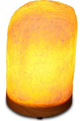 Doğal Tuz Lamba 4 Kg+Tanıtıma Özel Seramik Bıçaklı Değirmen