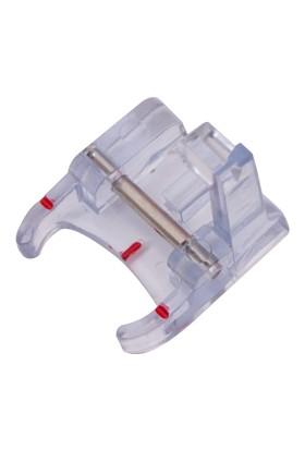 Pfaff Açık Parmak Serbest Dikiş Ayağı Şeffaf 9mm