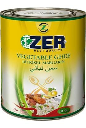 Zer Margarin 3 lt Teneke Kutu