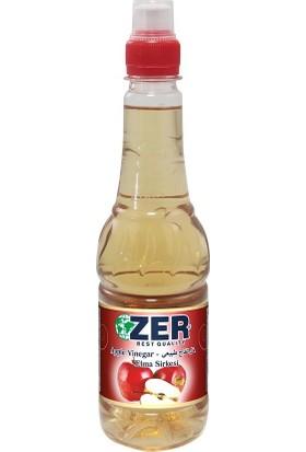 Zer Elma Sirkesi 500 ml Pet Şişe