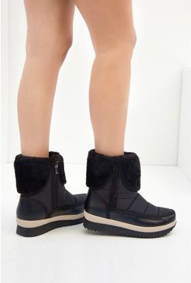 Fox Shoes Siyah Kadın Bot C476021404