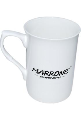 Marrone Özel İthal Porselen Kahve Kupası