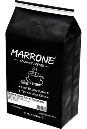 Tanzanya Mount Rungwe Yöresel Nitelikli Taze Kavrulmuş Kahve 250 gr