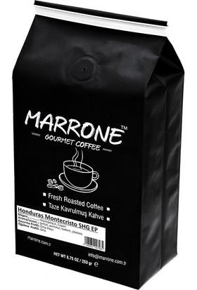 Honduras Montecrısto Shg Ep Yöresel Nitelikli Taze Kavrulmuş Kahve 250 gr