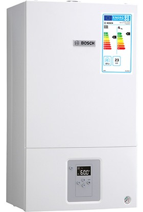 Bosch Condens 2500 W (24 KW) ERP Tam Yoğuşmalı Kombi