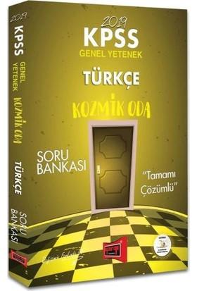 Yargı Yayınevi 2019 KPSS Kozmik Oda Türkçe Tamamı Çözümlü Soru Bankası