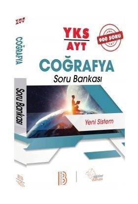 Benim Hocam Yayınları Yks-Ayt 1000 Coğrafya Soru Bankası