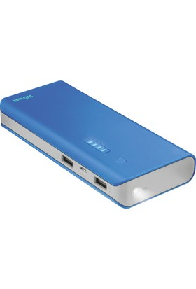 TRUST URBAN 22072 10000 mAh Taşınabilir Şarj Cihazı - Mavi