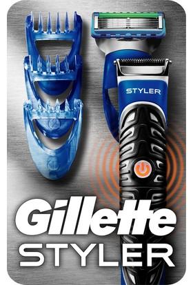 Gillette Fusion Proglide Styler Trimmer Tıraş Makinesi