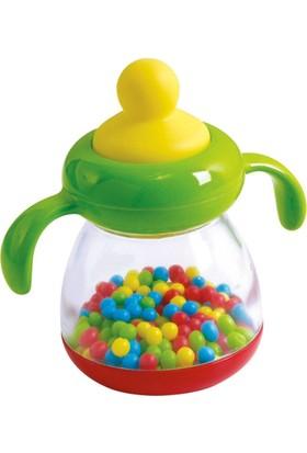 Playgo Biberon Şekilli Oyuncak Bebek Çıngırak Seti