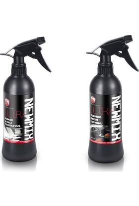 Newmix Kumaş Ve Halı Temizleyici -Torpido Bakım Losyonu 500 Ml