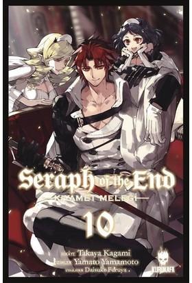 Seraph Of The End Kıyamet Meleği 10 - Takaya Kagami