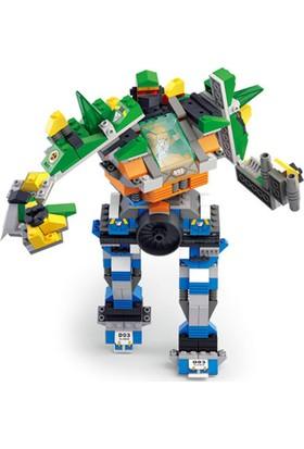 Sluban Space Savaşçı Robot Blaze