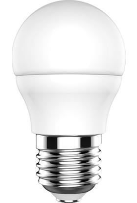 Lamptime 5w e-27 Duy 6500k Beyaz Işık Top Led Ampul 301681