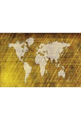 İzya Harita Duvar Kağıdı