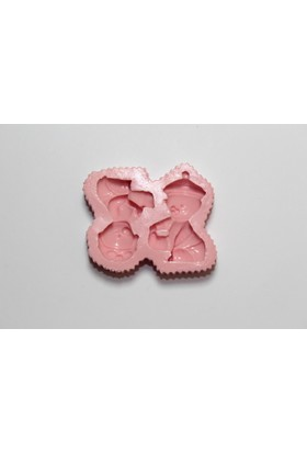Lupora Emzikli erkek bebekler silikon kalıp