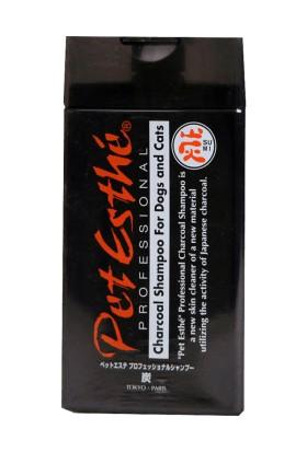 Pet Esthe Professional Charcoal Kömürlü Kedi Köpek Şampuanı 400 ml