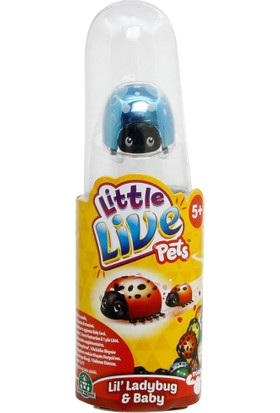 Little Live Pets Mavi Uğur Böceği Tekli Paket