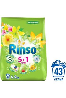 Rinso Toz Deterjan Kır Bahçesi 6,5 kg