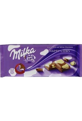 Milka Happy Cows Çikolata 100 gr