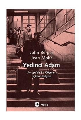 Yedinci Adam - John Berger - Jean Mohr