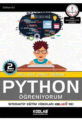 Python Artık Çocuk Oyuncağı! - Gökhan Su